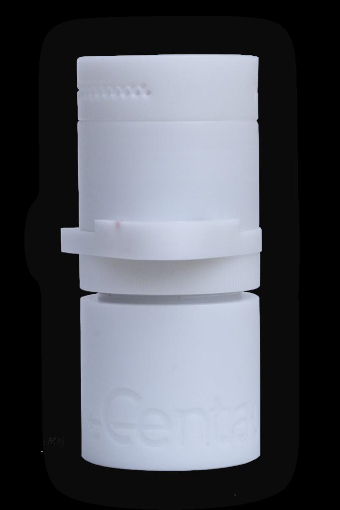 wireless sensor, white