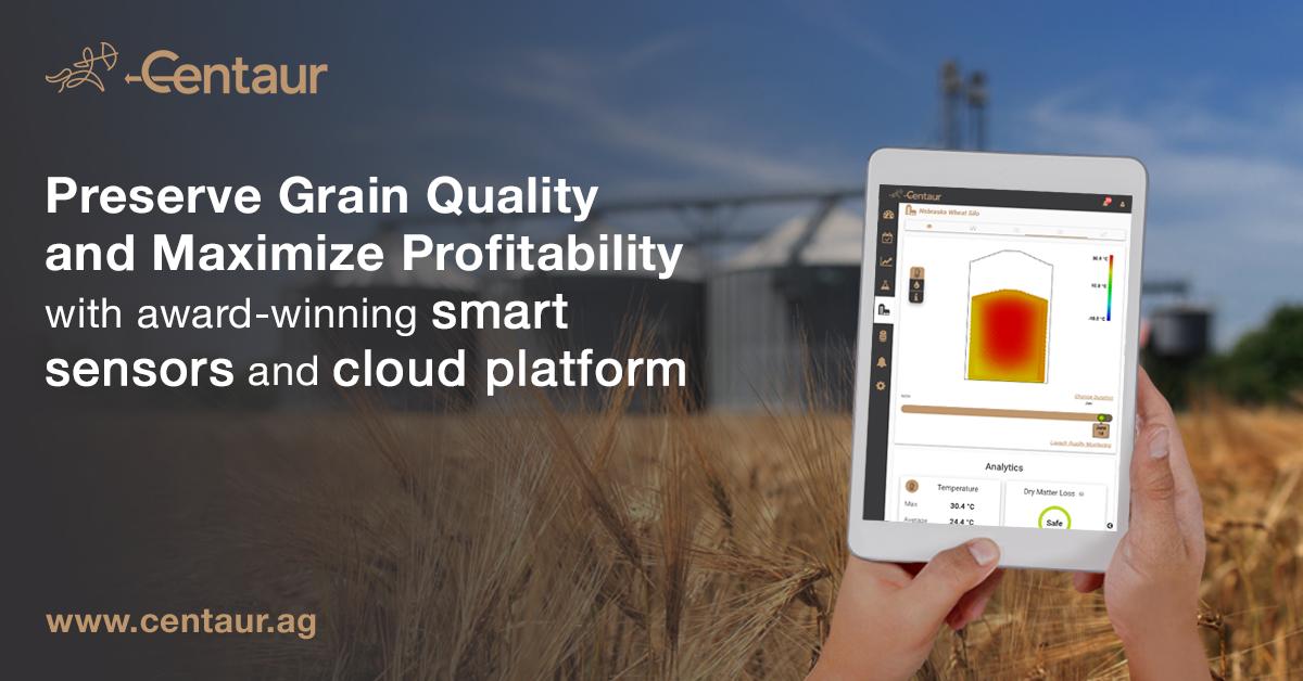 Preserve grain  quality and Maximize profitability