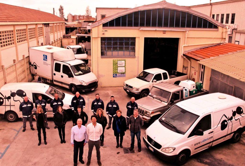 CDL team, Italy